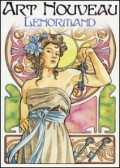 Art nouveau Lenormand. Con 36 carte