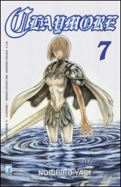 Claymore. 7.
