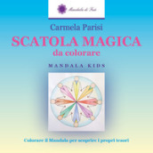 Scatola magica da colorare. Ediz. illustrata
