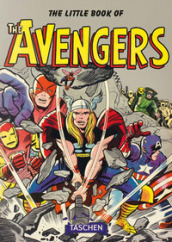 The little book of the avengers. Ediz. multilingue